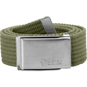 Fjällräven Canvas Belt green